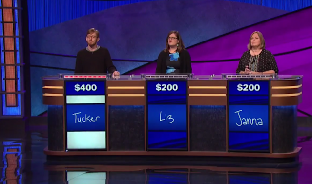 (Jeopardy)