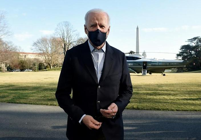 US President Joe Biden picked a tricky week to hold his first press conference as his administration faces the first crisis to emerge under his watch