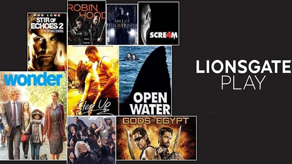 Lionsgate Play joins Indian OTT platform race, offers awesome content