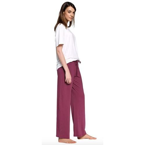 CYZ Women's casual stretch cotton pants. (Photo: Amazon)