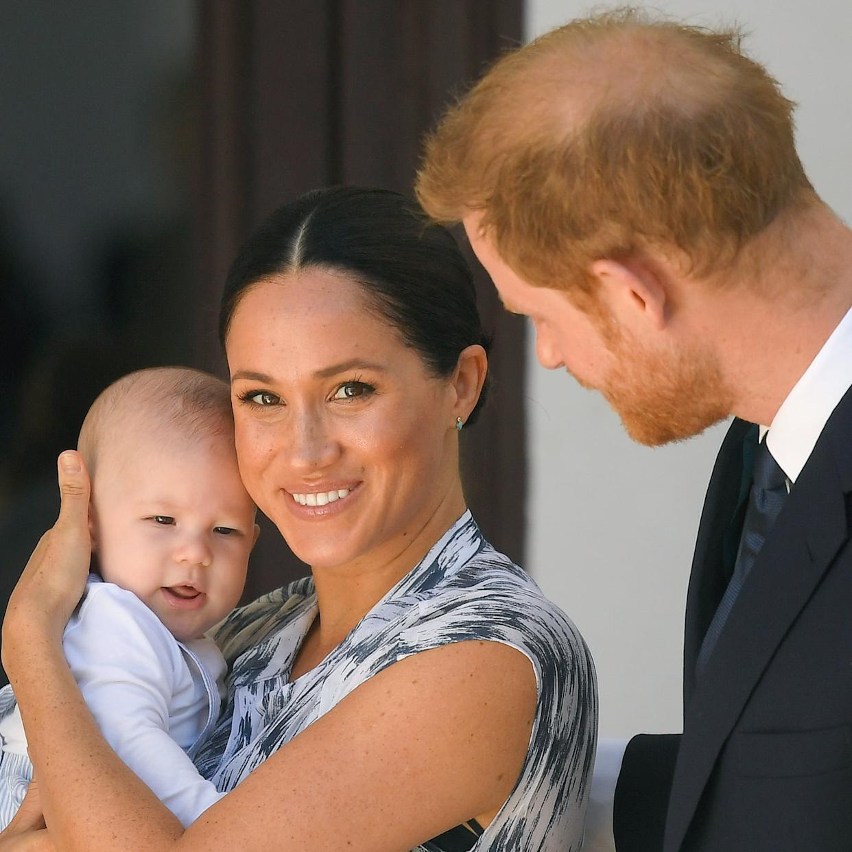 , My Heart Is Melting Over Meghan Markle's Precious Nickname For Baby Archie [Video], Styding CBD, Styding CBD