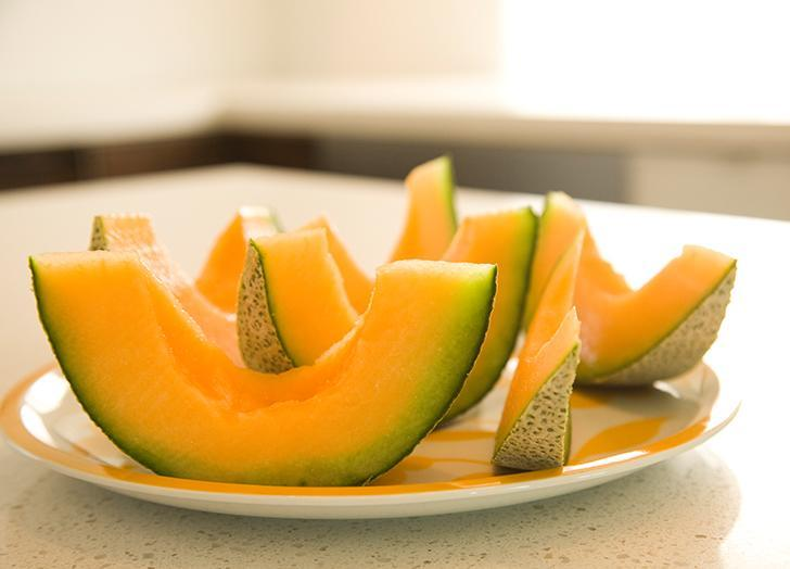 How to Pick a Cantaloupe That's Sweet, Ripe and Ready to Eat