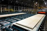 """Andrei Frolov, vice president of the Russian timber industry union, said that the sector has """"good prospects, particularly in the foreign market."""""""