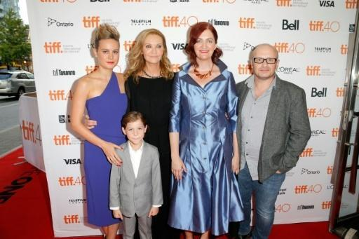 "Toronto film festival audience prize goes to ""Room"""