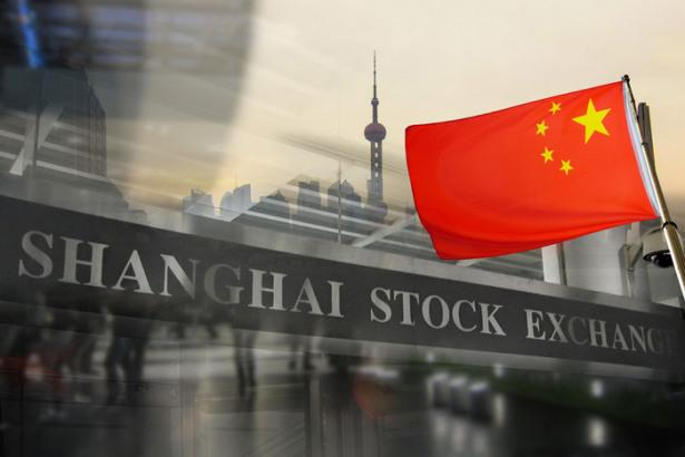 Chinese Shares Jump Amid Robust Retail Sales Forecast, New Benchmark for Floating-Rate Loans