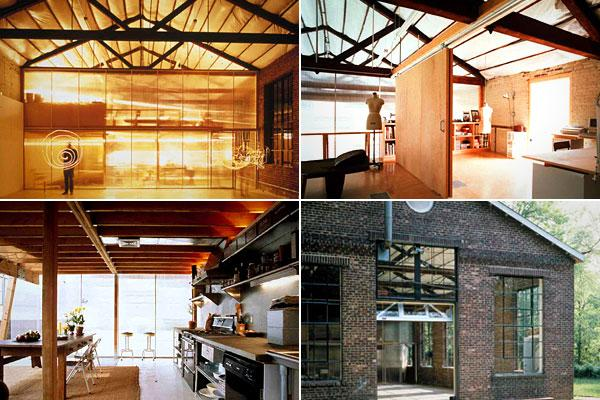 Converted factories turned dazzling homes for Warehouses converted into homes