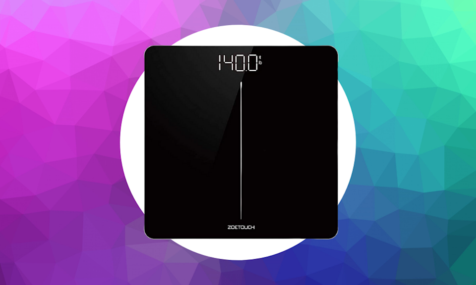 This smart scale is seriously just $17! (Photo: Amazon)