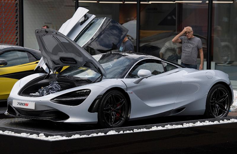 That's when your old car doesn't seem so great anymore (AFP Photo/Boris Roessler)