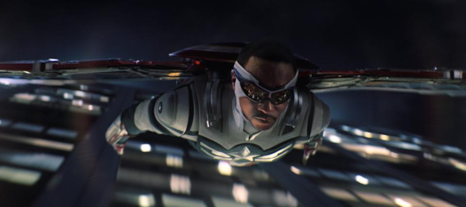 """Anthony Mackie took wing as the new Captain America in """"The Falcon and the Winter Soldier,"""" and fans might next see him in his own Marvel movie."""