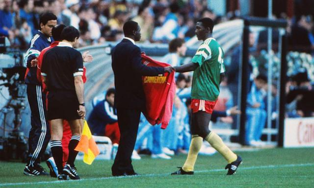 World Cup stunning moments: Cameroon shock Argentina in 1990