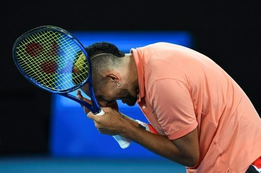 Australia's Nick Kyrgios has been critical of his fellow players during the pandemic