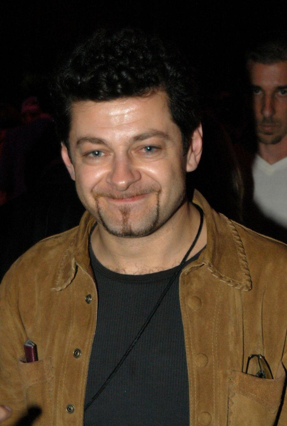 <p>A professional motion-capture artist, Serkis played the CGI character of Snoke the in <em>Star Wars</em> movies. Serkis also played Gollum in the <em>Lord of the Rings</em> and <em>Hobbit</em> films. </p>