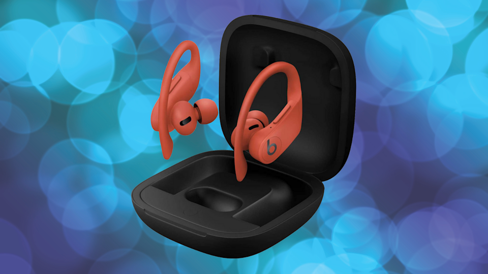 Save 36 percent on these Powerbeats Pro Totally Wireless Earphones. (Photo: Amazon)