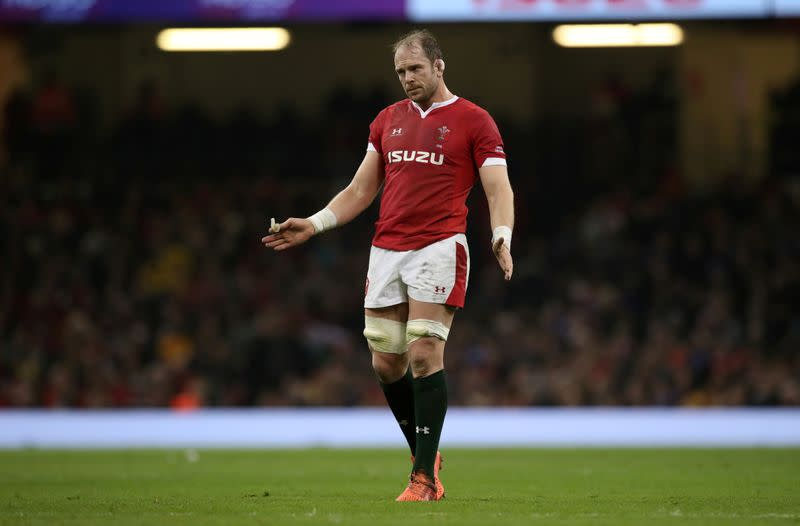 FILE PHOTO: Six Nations Championship - Wales v France