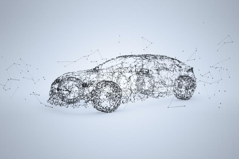 Car Network inverted - quer