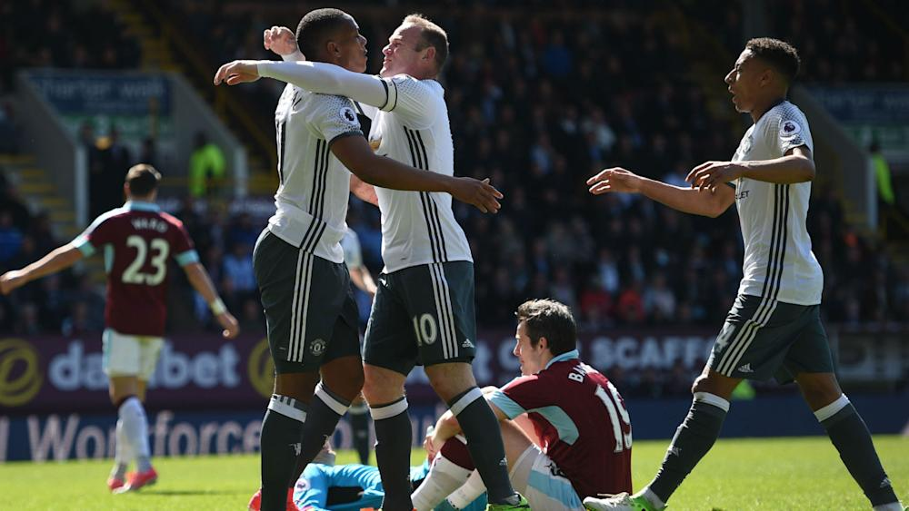 Martial vs Burnley