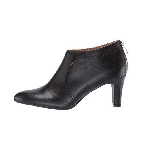 Sleek and walkable, these comfort booties are also rich in style. (Photo: Zappos)
