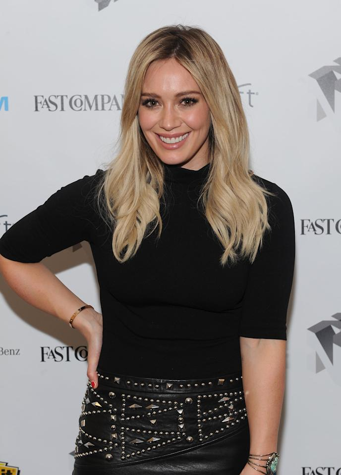 Every Sexy Picture We Could Find of Hilary Duff to Prove She Just Keeps Getting More Beautiful