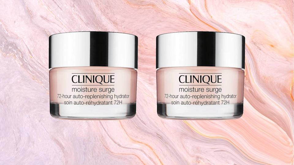 Clinique Moisture Surge 72 HR Jumbo Duo (Photo: Clinique)