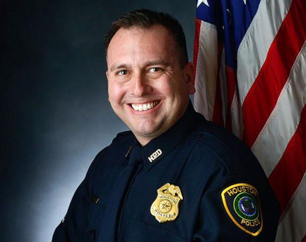 PHOTO: Houston police officer, Sgt. Sean Rios who was shot and killed on Nov. 9, 2020, in Houston. (Houston Police Dept.)