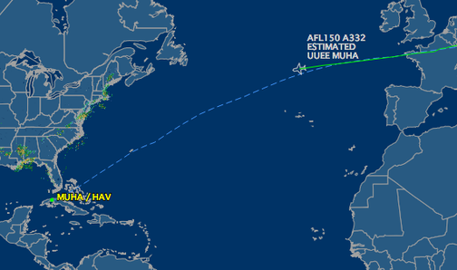Internet Is Awash in Rumors That Edward Snowden Is on a Flight Over the Atlantic