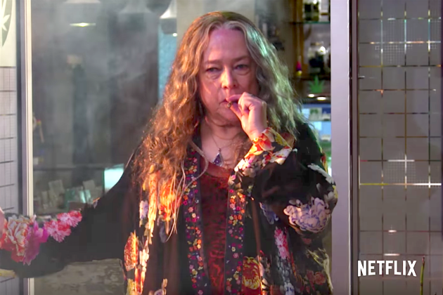 Kathy Bates Celebrates 4/20 with Disjointed Teaser & Premiere Date