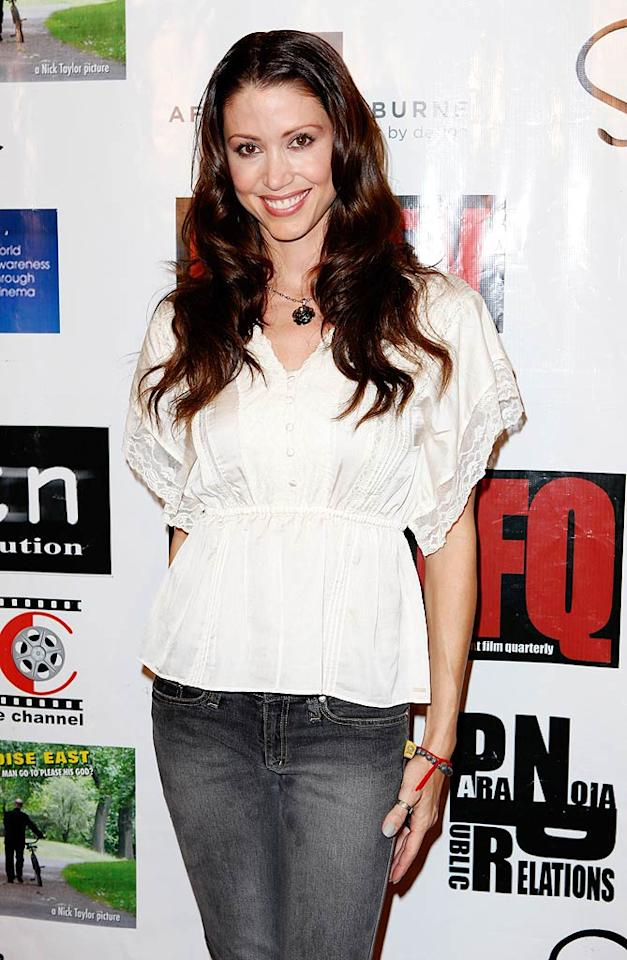"Shannon Elizabeth (""American Pie"") turns 38. Cindy Ord/<a href=""http://www.gettyimages.com/"" target=""new"">GettyImages.com</a> - May 5, 2011"