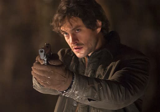 Hannibal Preview: Hugh Dancy on Will and Alana ('There's Always a Future') and Dr. Lecter's Deceit