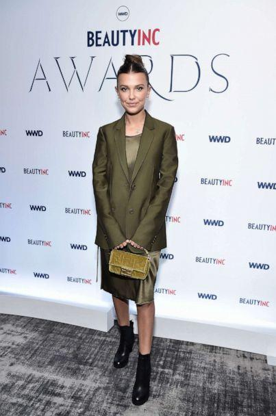 PHOTO: Millie Bobby Brown attends the 2019 WWD Beauty Inc Awards at The Rainbow Room on December 11, 2019 in New York City. (Steven Ferdman/WireImage/Getty Images)