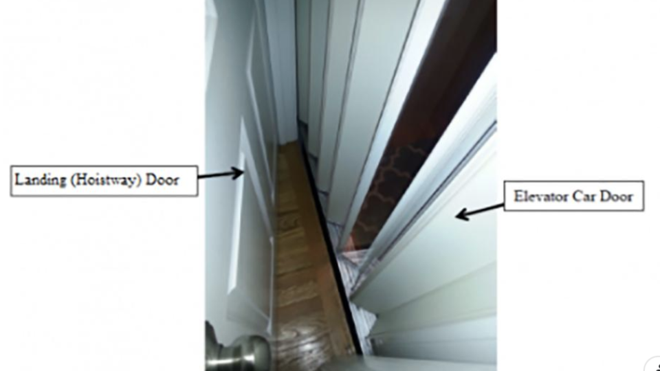 Home elevators can reportedly prove dangerous.