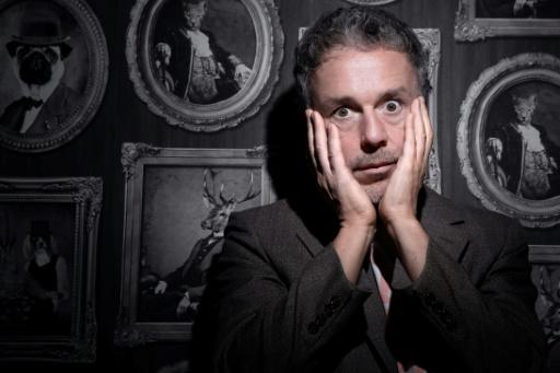 Not wanting to be cynical: British singer-songwriger Baxter Dury