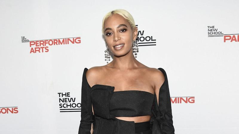 Bikini-Clad Solange Knowles Twerks to Ariana Grande Then Shares 'Real Scary' Body Struggle