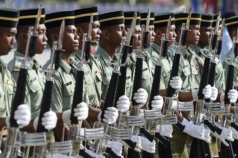 Koon had arrogantly said he had a right to 'criticise' how the military operates because he is a 'taxpayer'. — Picture by Miera Zulyana
