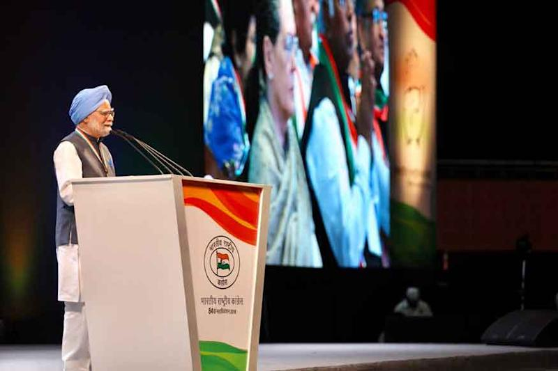 Modi govt. failed to deliver on 'tall' promises: Manmohan Singh