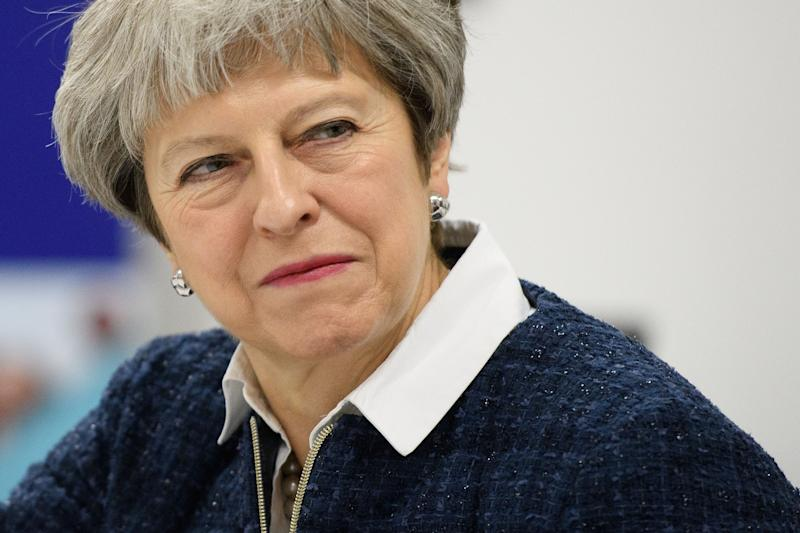 Prime Minister Theresa May is resisting calls from Tory MPs to push for reform of Northern Ireland's abortion laws: PA