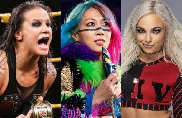 WWE's 'Elimination Chamber' PPV: Here Are the Wrestlers Competing in Women's Chamber Match (Exclusive)