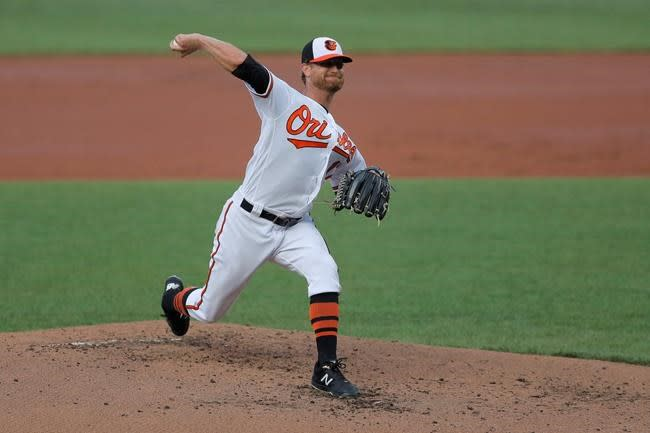 Orioles face prospect of opening without Means, Smith
