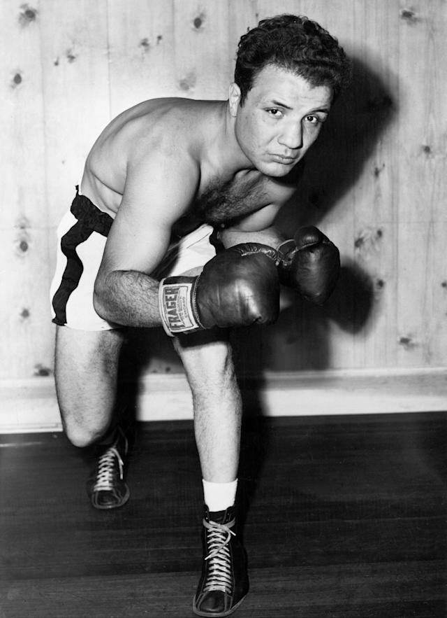 "<p>The former middleweight prizefighting champion was the inspiration for the film ""Raging Bull."" He died on Sept. 19 at age 95. (Photo: Keystone-France/Gamma-Keystone via Getty Images) </p>"