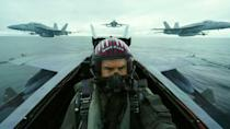 """<p>It's been nearly 35 years since Tom Cruise achieved global superstardom thanks to <em>Top Gun. </em> In the sequel, expected for release July 2, 2021, Cruise reprises his role as Pete """"Maverick"""" Mitchell, who is assigned to teach a new batch of pilots, including Bradley Bradshaw, played by Miles Teller. </p>"""