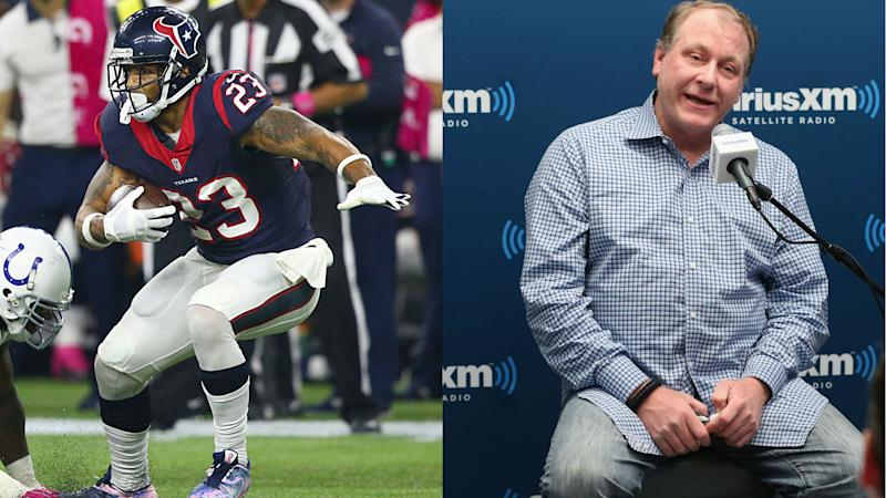 Arian Foster accuses Curt Schilling of supporting slavery in heated Twitter argument