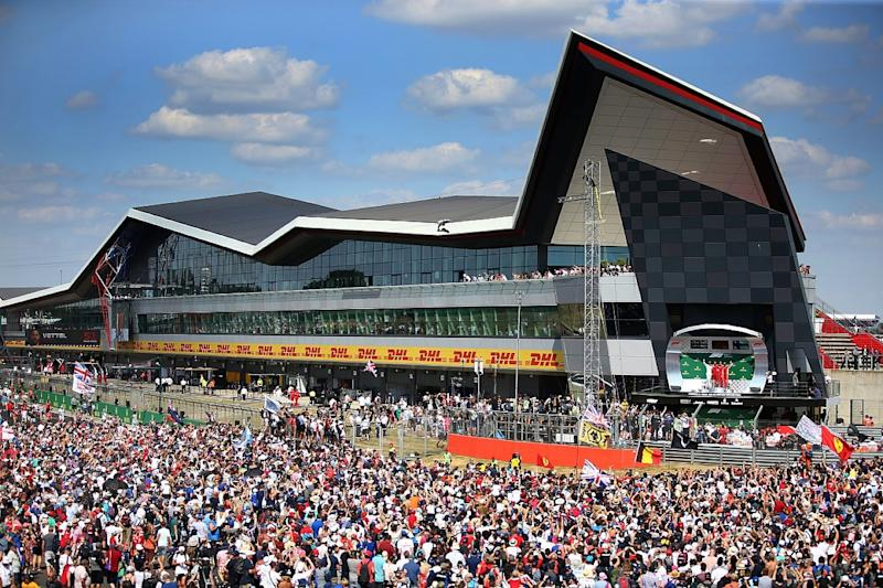 F1 hints British GP could leave Silverstone