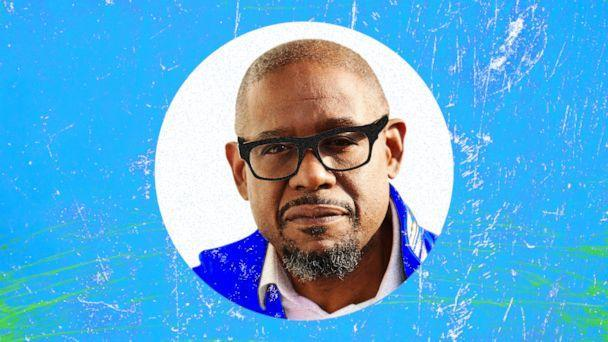 PHOTO: Forest Whitaker (Forest Whitaker, ABC News Photo Illustration)