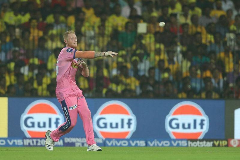Stokes was effective only as a fielder this season (Image Courtesy: IPLT20.com/BCCI)