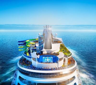 Royal Caribbean's bolder-than-ever Voyager of the Seas will up the ante down under this fall. The newly amplified ship will set sail with a lineup of first-to-market features beginning October 2019, following a $97 million transformation. From The Perfect Storm waterslides to a reinvigorated Vitality Spa and Fitness Center, and redesigned kids and teens spaces, Voyager will tout a thrilling combination of experiences that makes for an unforgettable family vacation to far-flung destinations on the other side of the world.