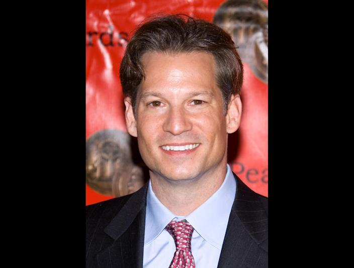 FILE - In this Monday, May 18, 2009 file photo, Richard Engel attends the Peabody Awards held at the Waldorf Astoria in New York. More than a dozen heavily armed gunmen kidnapped and held NBC's chief foreign correspondent Engel and several colleagues for five days inside Syria, keeping them blindfolded and tied up before they finally escaped unharmed during a firefight between their captors and anti-regime rebels, Engel said Tuesday. (AP Photo/Charles Sykes, File)