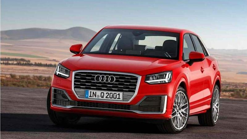 Ahead of launch, Audi starts accepting pre-orders for Audi Q2