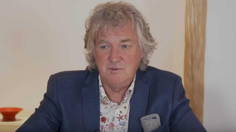 James May video lead