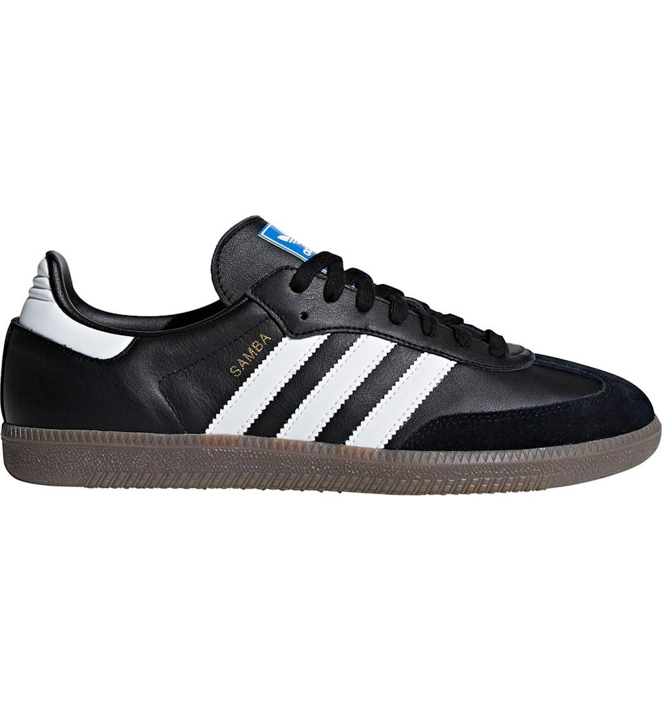 <p>But if they're partial to a sportier look, they'll love these <span>Adidas Samba OG Sneakers</span> ($80).</p>