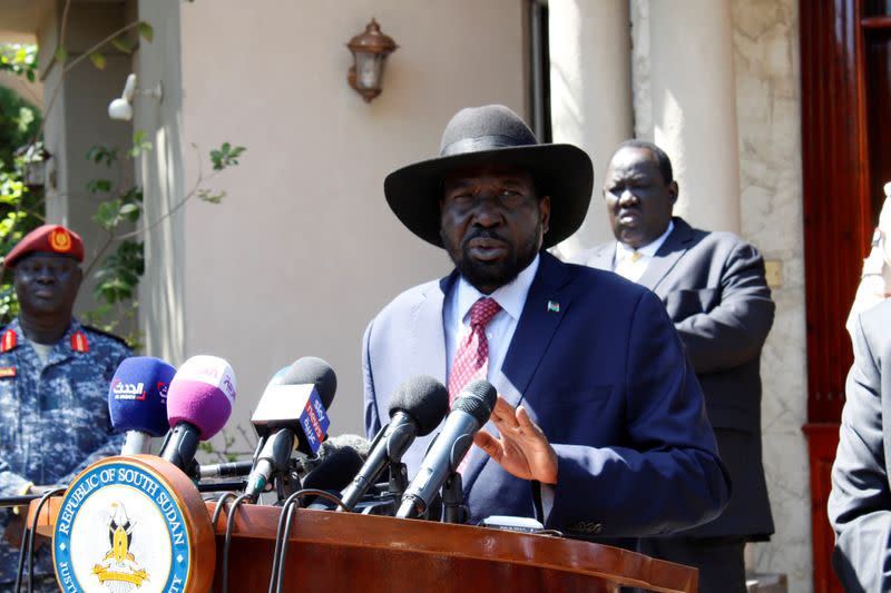 Prominent South Sudan economist, 30 others pardoned by President Kiir