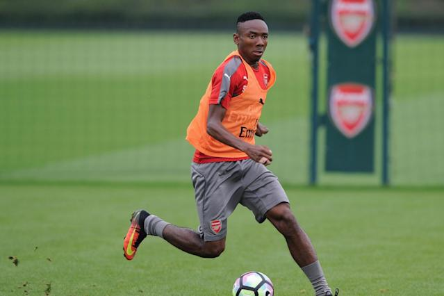 Arsenal youngster Kelechi Nwakali joins Porto B on loan with option for permanent transfer